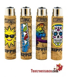 Clipper + Funda Corcho Hippie