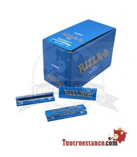 Paper Rizla + Blue 70 mm - 100 booklets
