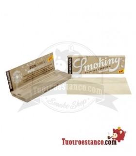 Papier de Fumer plus Mince Brun Ultra Fine Moyenne de 78 mm