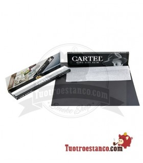 Papel Cartel King Size 108 mm