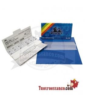 Papier Ziggi King Size Dark Blue 110 mm + Tipps