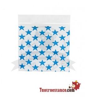 Airtight Bag Stars 50 x 50 mm 100 unità
