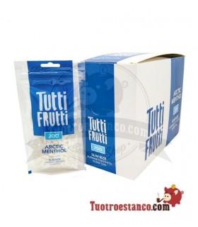 Filtros Tutti frutti Menta 6 mm 20 bolsas de 200 filtros