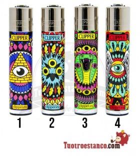 Clipper Eye Mandalas 2