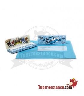 Papel Smoking Azul Tree Free- 70 mm