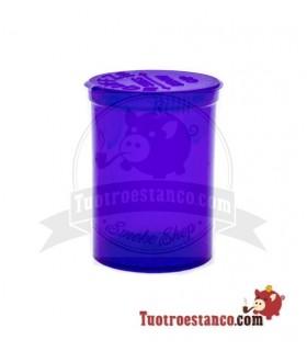Envase Plástico Azul Pop Top 120 ml
