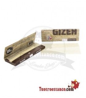 Paper Gizeh Brown 1 1/4 78mm