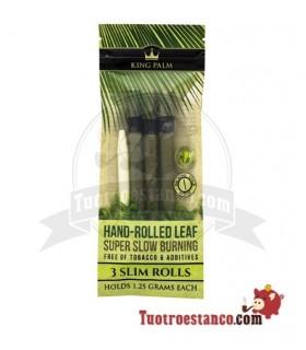 Paper King Palm Cones - 3 Slim Rolls