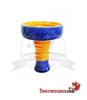 Cazoleta Azul ceramica 11cm