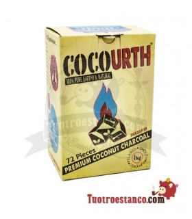 Carbón Cocourth 1Kg