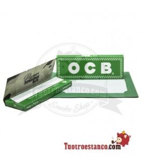 Papier OCB Vert 70 mm (1x25)