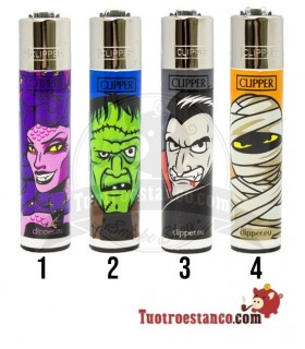 Clipper Alemania Cartoon Monsters