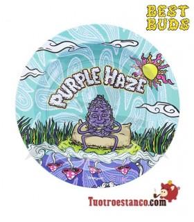 Cenicero Metal Best Buds Purple Haze