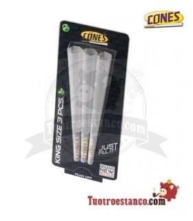 Blister Cones Cones King Size 3 unità