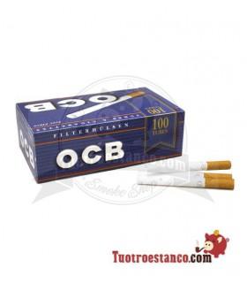 Blue OCB - 1 boîte de 100 unités