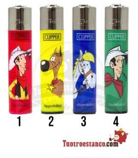 Clipper Italia Lucky Luke 2