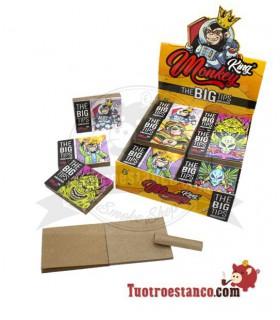 Filtros de cartón Monkey BIG TIPS Marrón