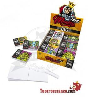 Filtros de cartón Monkey Big Tips