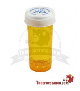Pot médical 60 ml récipient en plastique reverse cap