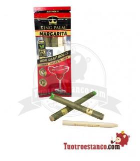 Papel King Palm Cones Margarita - 2 Mini rolls
