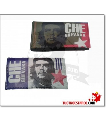 Funda de piel porta tabaco Che