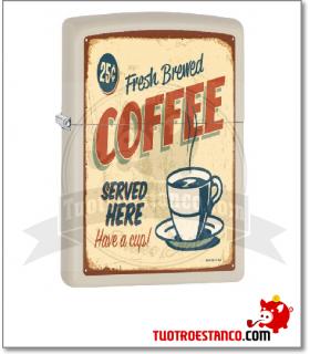 Zippo Coffee Vintage