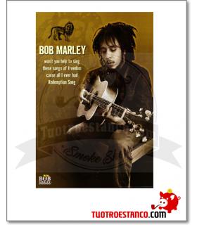 Poster Bob Guitar