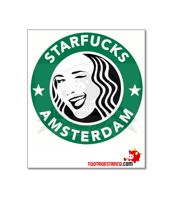 Cenicero Coffee StarFucks