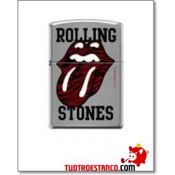 Zippo Rolling Stones logo