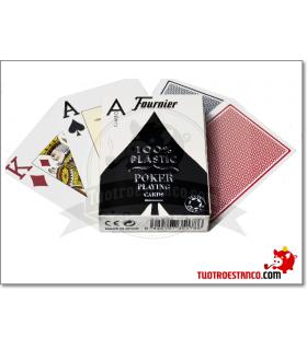 Baraja POKER Jumbo 55 cartas