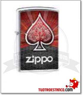 Zippo Poker Spade