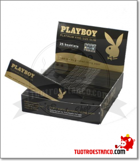 Papel Play Boy King Size 110mm