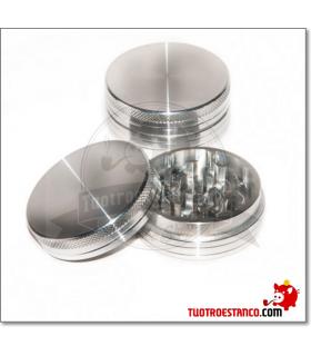 Grinder Aluminio 40 mm 2 Piezas