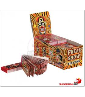 Filtros de cartón de colección Freak Show