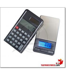 Báscula calculadora