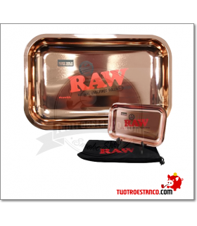 Bandeja Raw de Oro edición limitada