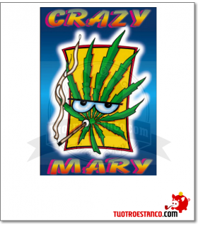 Bandera Crazy Mary