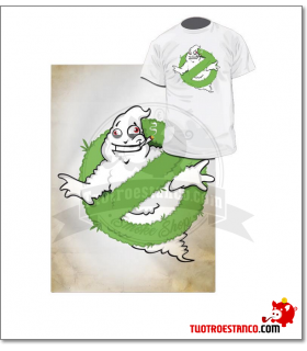 Camiseta talla S GhostBusters