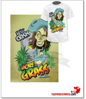 Camiseta talla S Bob Marley