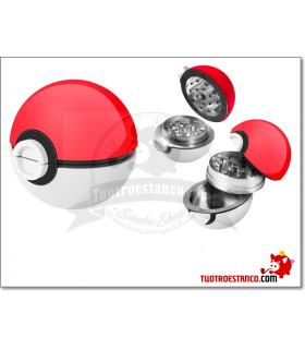 Grinder PokeBall 40mm