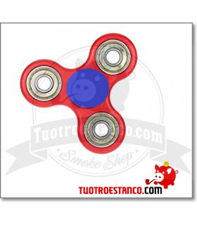 Spinner Rojo y azul