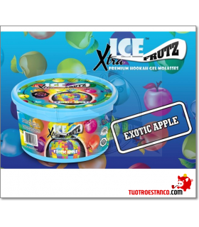 Potenciador de sabor ICE XTRA Shisha Manzana