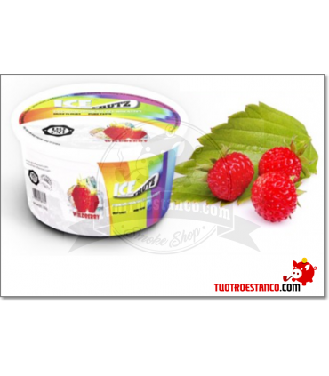 Potenciador de sabor ICE XTRA Shisha Mora roja