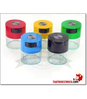 Envase vacio 0,06L Tightvac Transparente