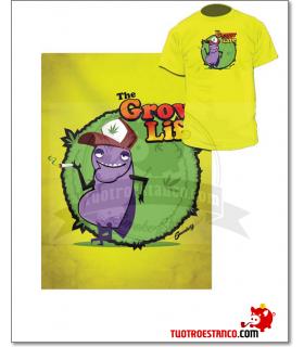 Camiseta Grow Life