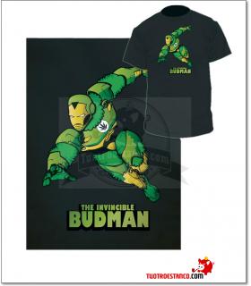 Camiseta Budman
