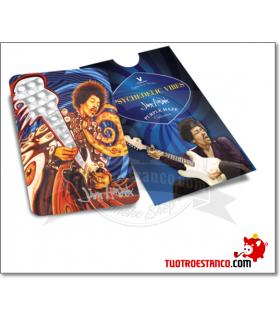 Grinder Tarjeta Jimi Hendrix