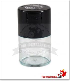 Envase al vacio transparente 0,8L Tightvac