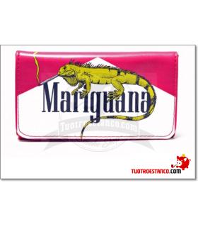 Porta tabaco Roll Master Mariguana