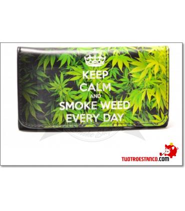 Porta tabaco Roll Master Keep Calm